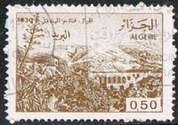 Algeria SG882 1984 Views (4th series) 50c good/fine used